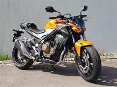 Motorrad Neufahrzeug Kaufen Honda Cb 500 Fa Abs Modell