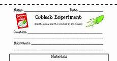 oobleck experiment worksheets pdf oobleck experiment teaching