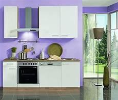 Küchenblock Ohne Elektrogeräte - idealshopping k 252 chenblock ohne elektroger 228 te turin in wei 223