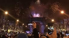 nouvel an 2016 2017 nouvel an new year arc de triomphe gopro