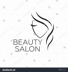 beautiful vector logo template for salon stock vector 63078215 beautiful vector logo template hair stock vector 400116523
