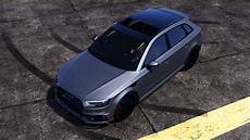 audi rs3 sportback 2018 add on tuning wheel abt gta5