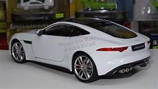 jaguar f type 1 24 1 24 jaguar f type coupe blanco de welly c caja 495 00