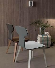 moderne stuhl f 252 r esszimmer gepolstert holz idfdesign