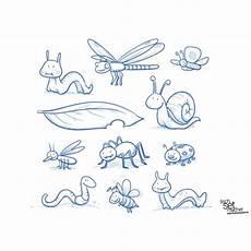 Malvorlagen Insekten In Tischsets Platzsets Malvorlagen Quot Freundliche Mini