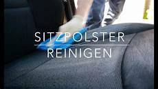 auto sitzpolster reinigen anleitung