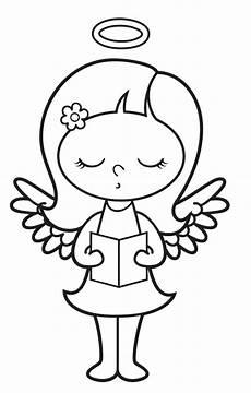 Engel Malvorlagen Zum Ausdrucken Comic Kostenlose Ausmalbilder Und Malvorlagen Engel Zum