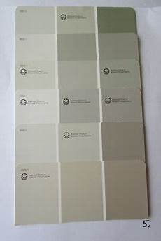 is there a gray paint color with a yellow undertone