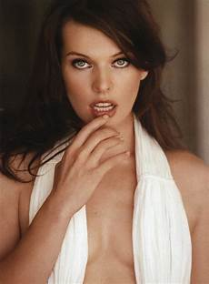 Milla Jovovich Maxim Australia March 2012 By Matt Jones