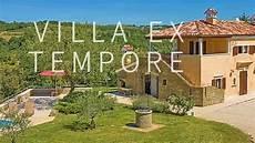 ferienhaus istrien kroatien mit privat pool in natur