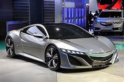 Future Technology And Gadgets News 2012 Acura NSX