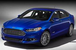 Used 2013 Ford Fusion Hybrid Pricing & Features  Edmunds