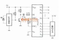 Pt2272 Application Circuit Diagram Automotive Circuit