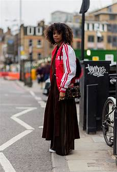 london fashion week street style spring 2017 see all the best looks stylecaster