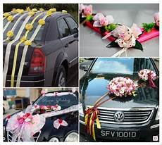 Ideas For Wedding Car Decoration Wedding And Decoration