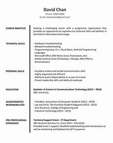 for computer science fresher student bsc fresh of a format freshers engineers unique fo sle