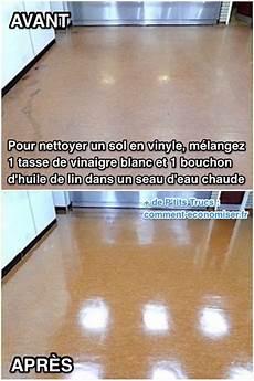 nettoyer sol lino vinaigre blanc vinaigre blanc le produit miracle pour faire briller les