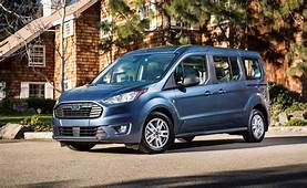 First Look 2019 Ford Transit Connect  NY Daily News