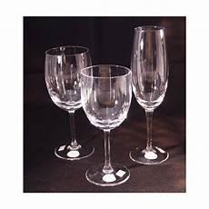 servizio bicchieri di cristallo servizio bicchieri cristallo duccio di segna