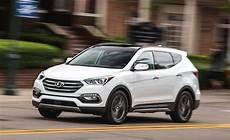 Santa Fe Sport Review 2017 hyundai santa fe sport test review car and driver