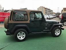jeep wrangler occasion pas cher jeep wrangler tj 4 0l bva top jeep vo 675