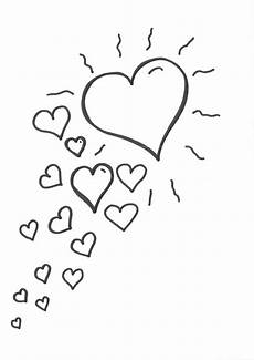 Vorlagen Herzen Malvorlagen Kostenlos Kostenlose Malvorlage Herzen Malvorlage Herzen Zum Ausmalen