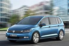 All New Vw Touran Is Bigger And More Economical Carscoops