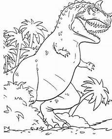 Ausmalbilder Dinosaurier Fleischfresser Dinosaurs Coloring Pages Dinosaurs Pictures