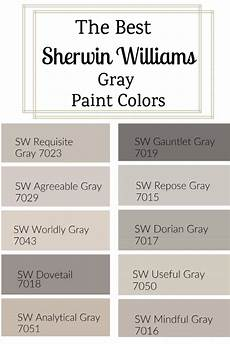 the best sherwin williams gray paint colors west magnolia charm