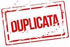 Demande De Duplicata Carte Grise Duplicata De Carte
