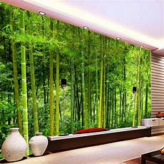 high quality bamboo wall paper living room tv sofa