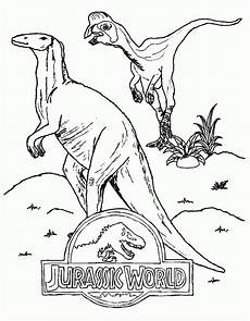 10 pics of jurassic world logo coloring pages jurassic