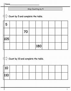 skip counting by worksheets 11879 printable skip count by 5 worksheets activity shelter