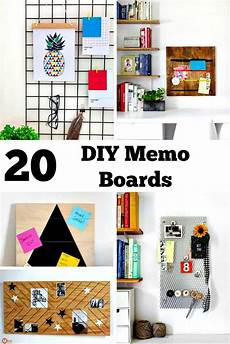 memo board diy memo board ideas
