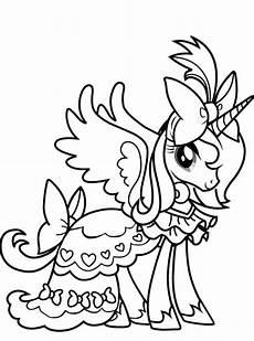 Malvorlage Prinzessin Celestia N De Malvorlage Prinzessin Celestia My