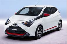 Toyota Aygo 2018 - 2018 toyota aygo facelift debuts with even bolder