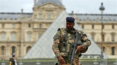 France Martial Law