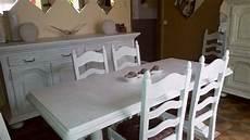 relooking d une salle 224 relooking d une salle 224 manger en bois avec de la peinture