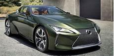 lexus is 2020 bmw 2020 lexus lc500 inspiration series debuts in nori green