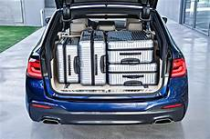 G31 Bmw 5 Series Touring Unveiled 1 700 Litre Boot Paul