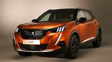 2020 Peugeot 2008 Debuts With Bold Suv Looks Ev Option