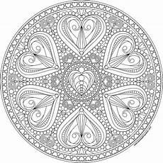 Ausmalbilder Herbst Schwierig 2016 Mandala To Color Mandala Coloring Pages
