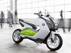 bmw unveils electric scooter mcn