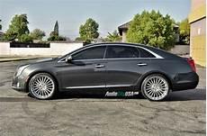 2014 cadillac xts awd on 22 quot xo luxury new york wheels