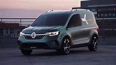 Renault Kangoo Ze - renault kangoo z e concept groupe renault