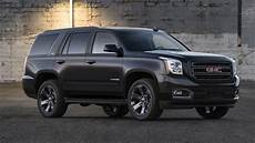 2018 gmc yukon graphite performance edition top speed