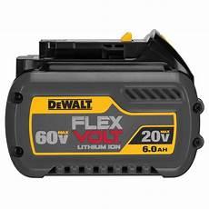 Dewalt Akku Flex - dewalt flexvolt 20 volt 60 volt max lithium ion battery