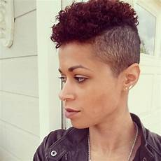 curly mohawk hairstyles curly mohawk hairstyles for women 2017 2019 haircuts hairstyles and hair colors