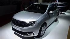 Dacia Sandero 2019 by 2019 Dacia Sandero Laureate Exterior And Interior