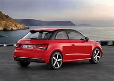 Audi A1 2015 Nouveau Look Nouveaux Moteurs
